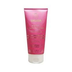WeledaWild Rose Creamy Body Wash