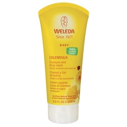 WeledaCalendula Baby Shampoo & Body Wash, 100% Certified Natural