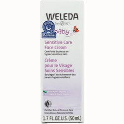 WeledaBaby Derma White Mallow Face Cream