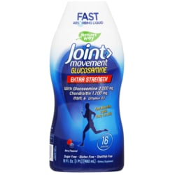 WellesseJoint Movement Glucosamine Extra Strength - Natural Berry