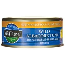 Wild PlanetWild Albacore Tuna