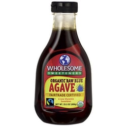 Wholesome SweetenersOrganic Raw Blue Agave
