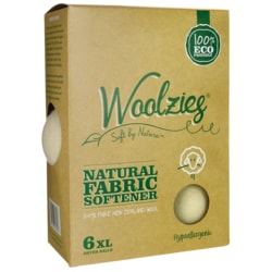 WoolziesDream Dry Fabric Softener 100% Pure Wool Natural Dryer Balls