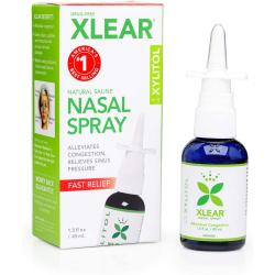 XlearNasal Spray with Xylitol