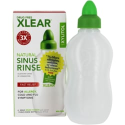 XlearSinus Care Rinse with Xylitol
