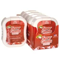 XlearSpry Gems Xylitol Mints - Cinnamon