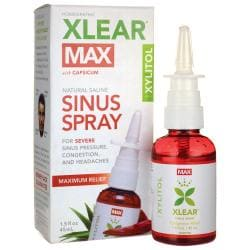 XlearMax Sinus Spray with Xylitol