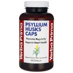 Yerba PrimaPsyllium Husks Caps