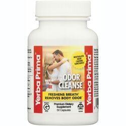 Yerba PrimaOdor Cleanse Breath & Body Caps