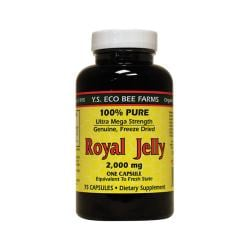 Y.S. Eco Bee Farms100% Pure Royal Jelly Ultra Mega Strength