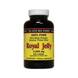 Y.S. Eco Bee Farm100% Pure Royal Jelly Ultra Mega Strength