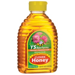 Y.S. Eco Bee Farm Pure Premium Clover Honey