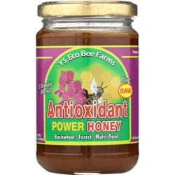 Y.S. Eco Bee Farm Raw Antioxidant Power Honey