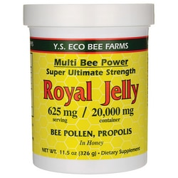 Y.S. Eco Bee FarmsMulti Bee Power Royal Jelly