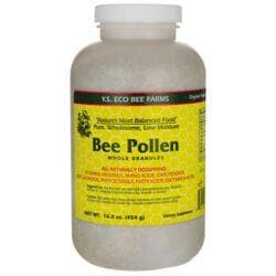 Y.S. Eco Bee FarmsLow Moisture Bee Pollen Whole Granules