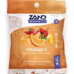 ZandHerbaLozenge Orange C - Zesty Orange
