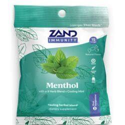 ZandHerbaLozenge Menthol