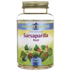 Nature's HerbsSarsaparilla Root