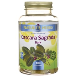 Nature's HerbsCascara Sagrada Bark