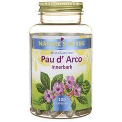 Nature's HerbsPau d' Arco Innerbark
