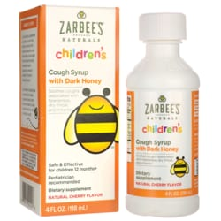 Zarbee'sChildren's Cough Syrup - Cherry