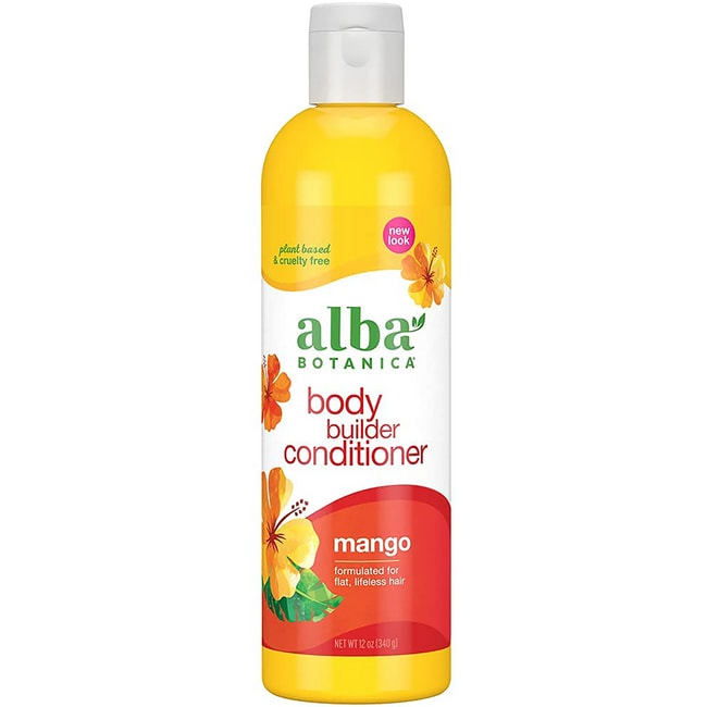 Alba Botanica Hair Conditioner Mango Moisturizing