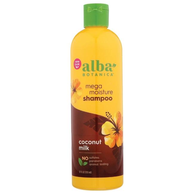 Alba BotanicaNatural Hawaiian Shampoo - Drink It Up Coconut Milk