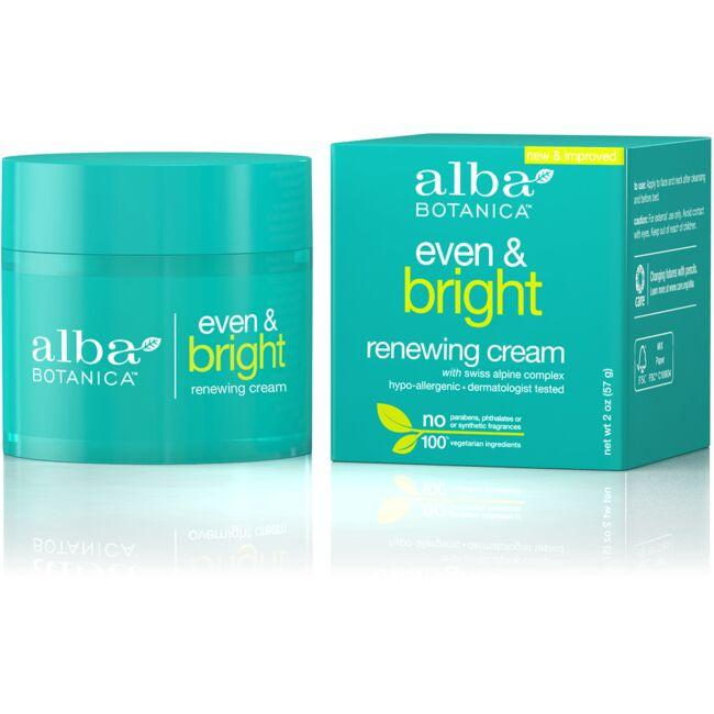 Alba Botanica Even Advanced Sea Plus Renewal Night Cream