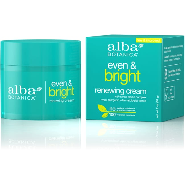 Alba BotanicaEven Advanced Sea Plus Renewal Night Cream
