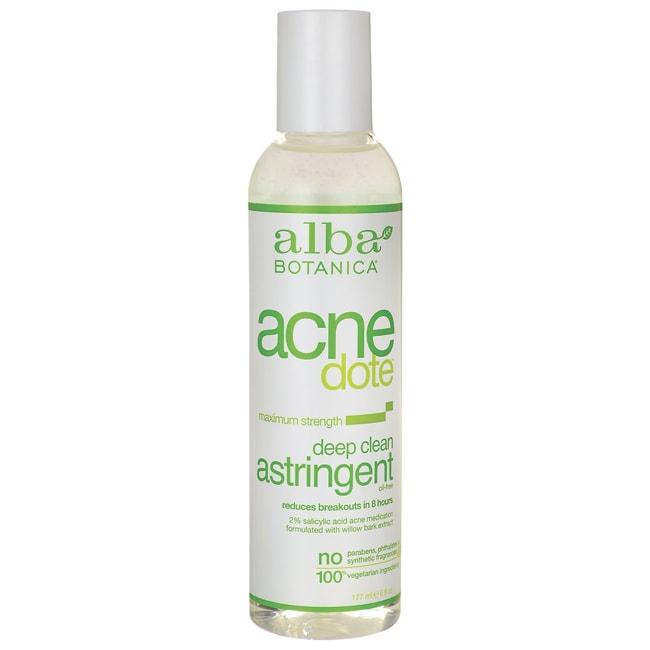 Alba BotanicaAcne Dote Deep Clean Astringent - Maximum Strength