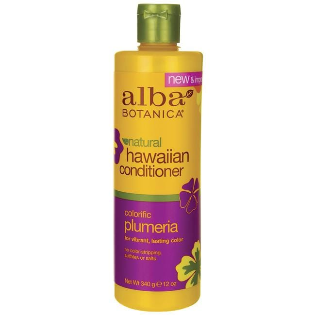 Alba Botanica Natural Hawaiian Conditioner - Colorific Plumeria