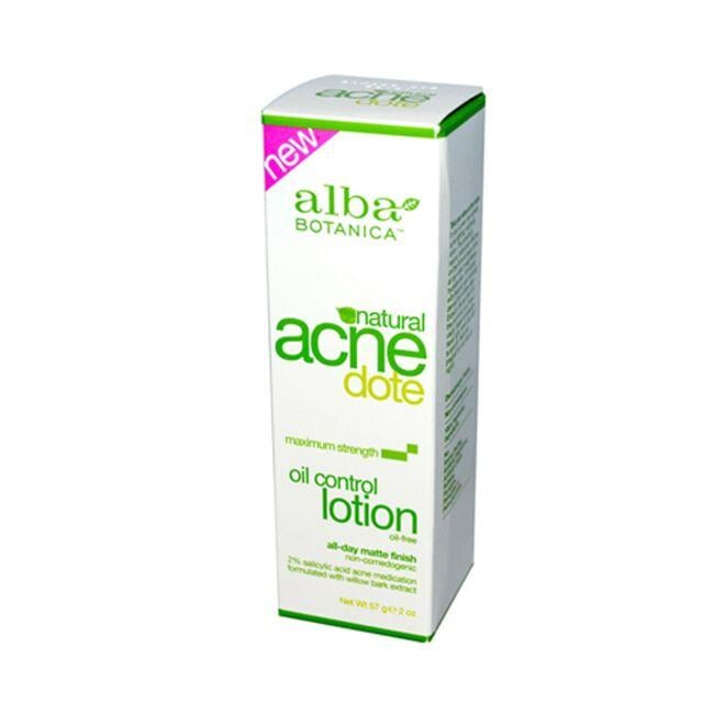 Alba BotanicaNatural Acne Dote Oil Control Lotion