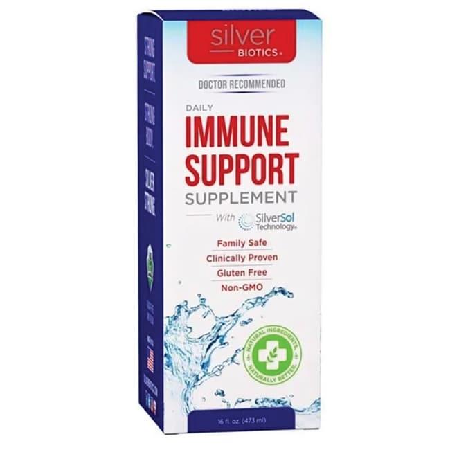 American Biotech Labs Silver Biotics
