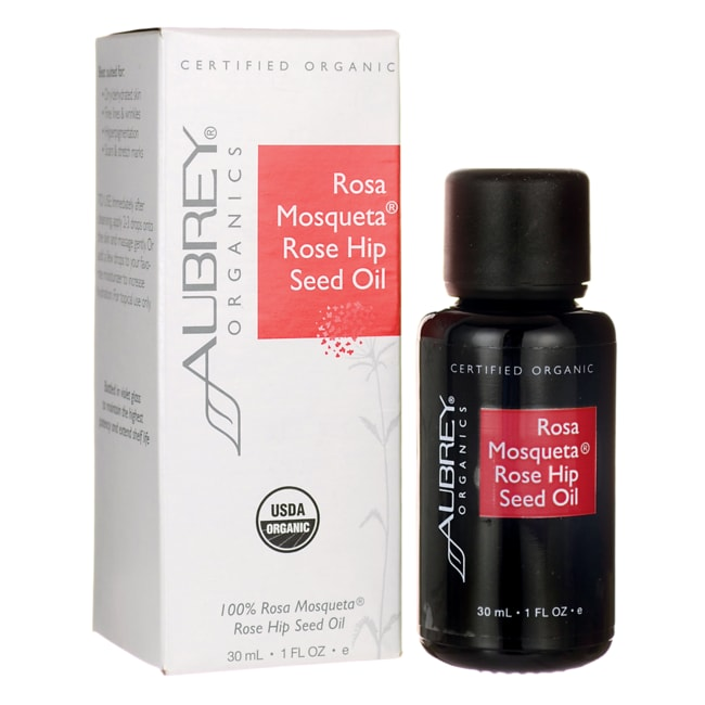 AubreyRosa Mosqueta Rose Hip Seed Oil