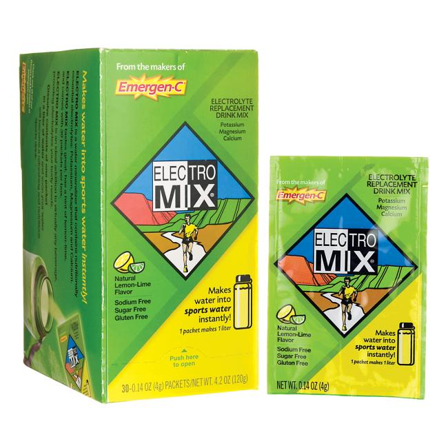 Alacer Emergen-CElectro Mix Lemon-Lime