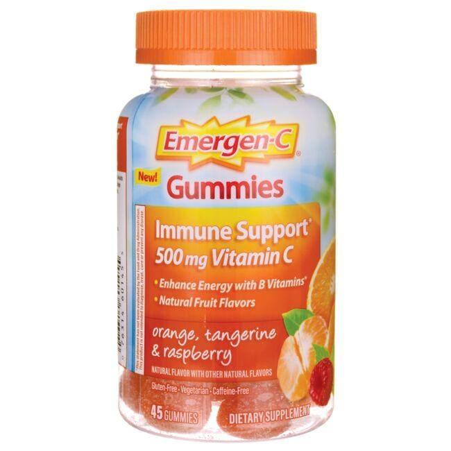 Alacer Emergen-CEmergen-C Immune Support Gummies