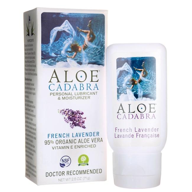 Aloe Cadabra Personal Lubricant French Lavender