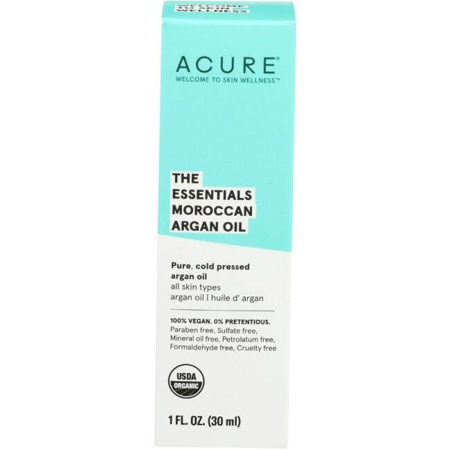 AcureThe Essentials Moroccan Argan Oil
