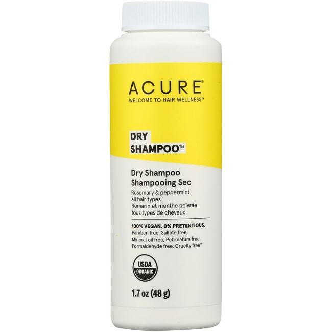 Acure OrganicsDry Shampoo - Argan Stem Cell + CoQ10
