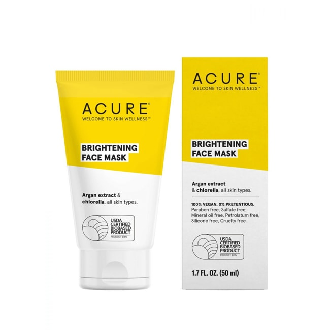 Acure Organics Cell Stimulating Facial Mask 1.75 Fl Oz (50