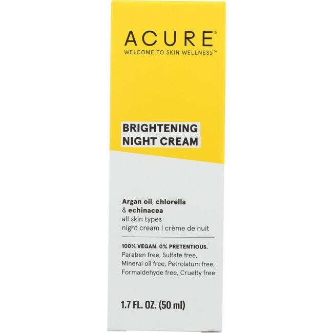 Acure OrganicsNight Cream