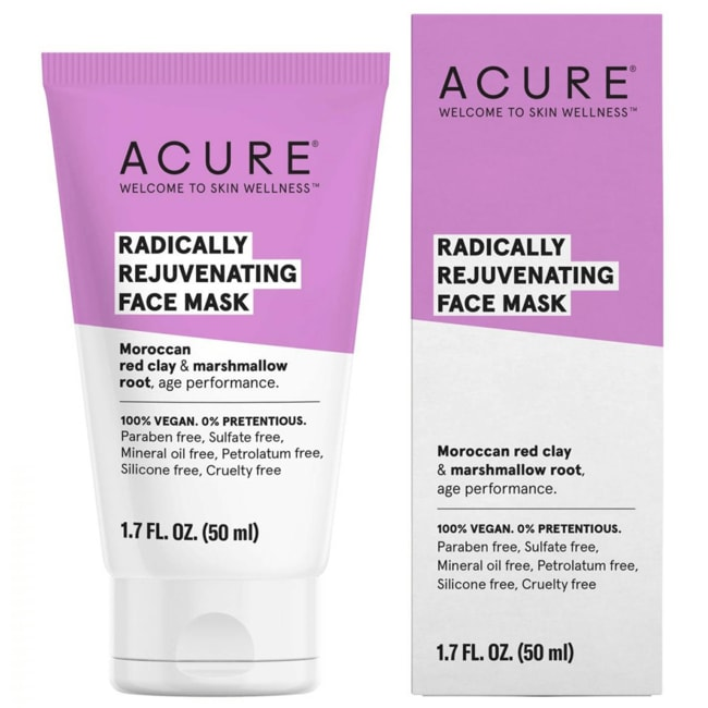 Acure OrganicsPore Refining Red Clay Mask