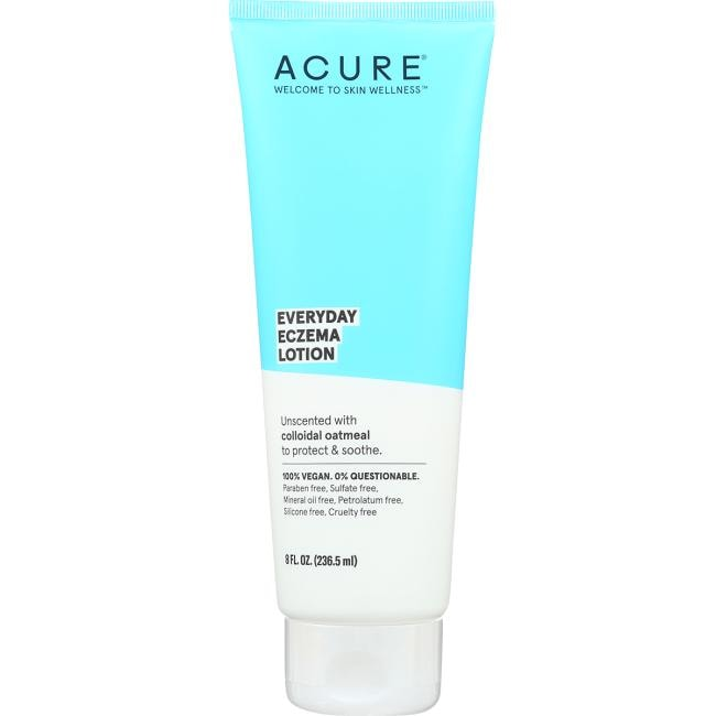 Acure Everyday Eczema Lotion - Unscented