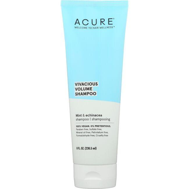 AcureVivacious Volume Shampoo - Mint & Echinacea