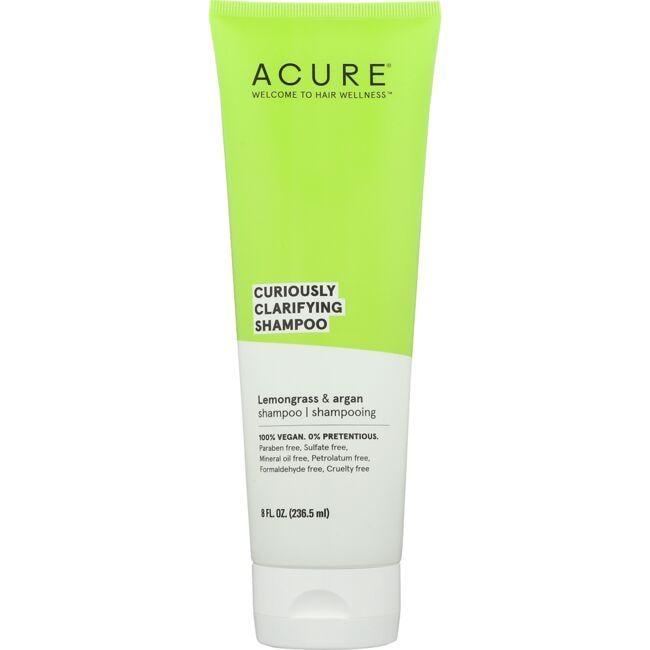AcureCuriously Clarifying Shampoo - Lemongrass & Argan