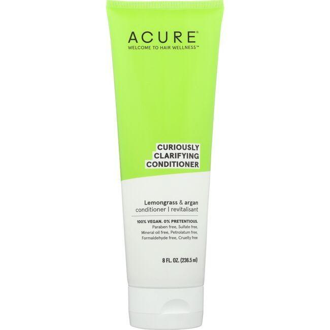 AcureCuriously Clarifying Condition - Lemongrass & Argan