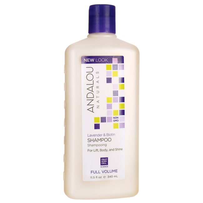 Andalou NaturalsFull Volume Shampoo - Lavender & Biotin