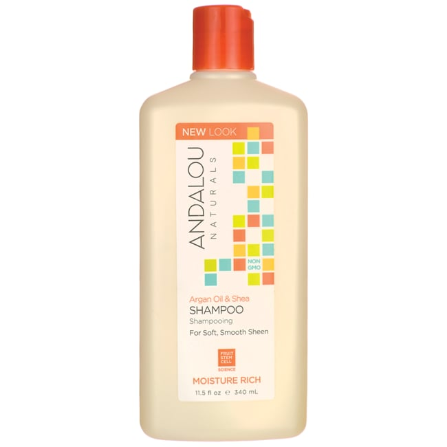 Andalou NaturalsMoisture Rich Shampoo - Argan & Sweet Orange