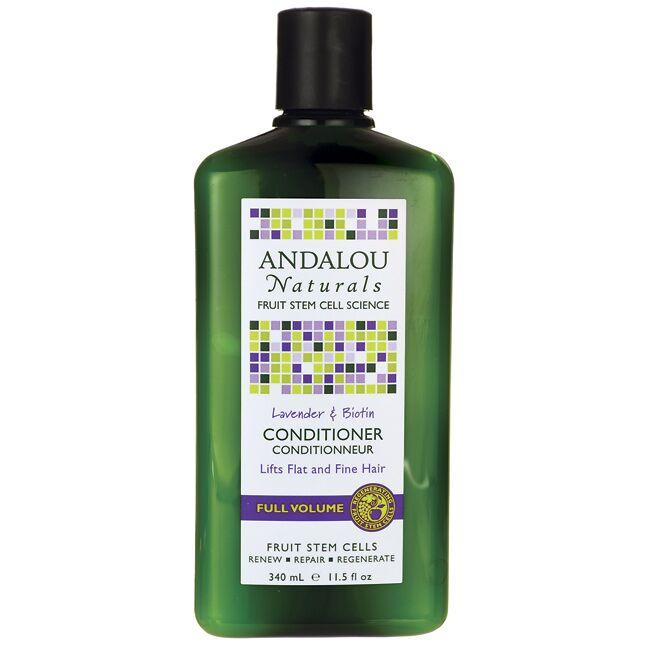 Andalou Naturals Full Volume Conditioner - Lavender & Biotin