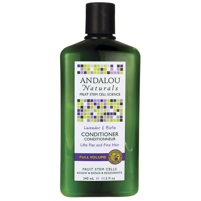 Andalou NaturalsFull Volume Conditioner - Lavender & Biotin